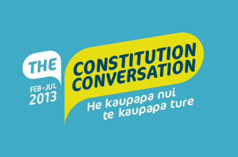 Logo for The Constitution Conversation.