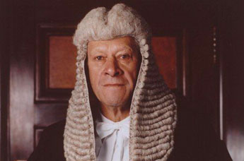 Hon Sir Peter Tapsell KNZM, MBE.  Speaker of the NZ House of Representatives 1993-1996.